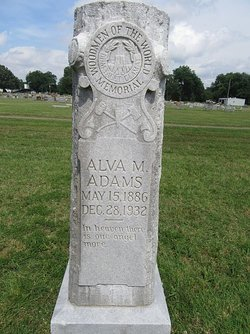 Alva M. Adams