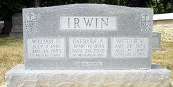 Barbara Anna <I>Coffman</I> Irwin