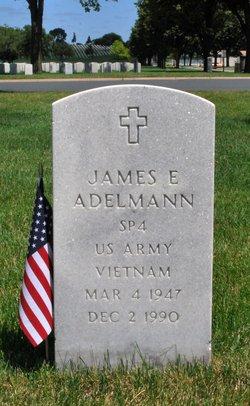 James E Adelmann