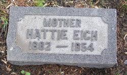 Hattie M, <I>Heft</I> Eich