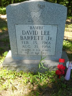 David Lee Bambi Barrett