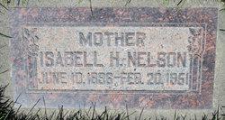 Isabelle <I>Hardcastle</I> Nelson
