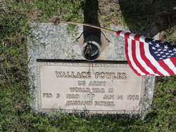 Wallace Fowler
