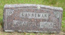 Clara <I>Haney</I> Kanneman
