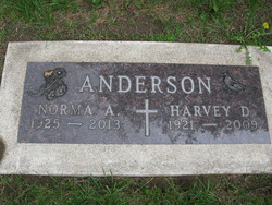 Harvey Donald Anderson