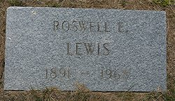 Roswell E. Lewis