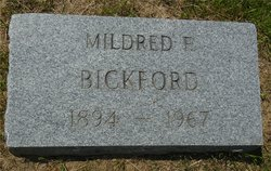 Mildred Bickford