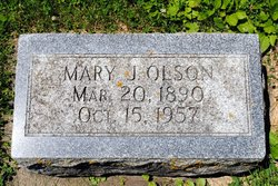 Mary Josephine <I>Leseth</I> Olson
