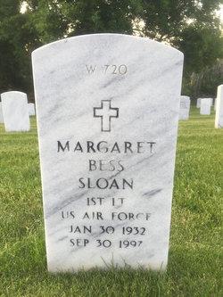 Margaret Bess Sloan