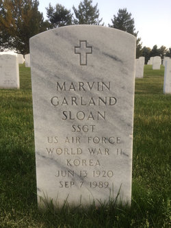 Marvin Garland Sloan