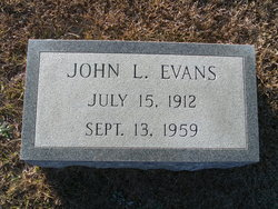 John L Evans