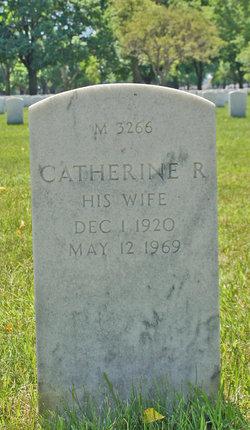 Catherine R Aden