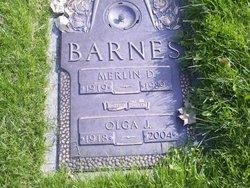 Olga J <I>Dalfior</I> Barnes