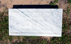 Margaret Lee <I>Nall</I> Armstrong