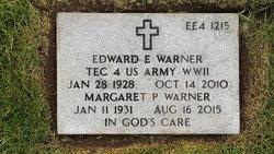 Edward E. Warner