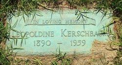 Leopoldine <I>Kirchner</I> Kerschbaum