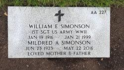 William Edward Simonson