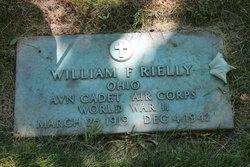 FO William Francis Rielly