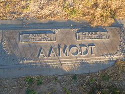Carrie <I>Brown</I> Aamodt