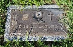 Ruth Lee Lankford
