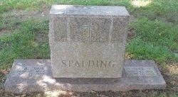 "J. R. ""Bob"" Spalding"
