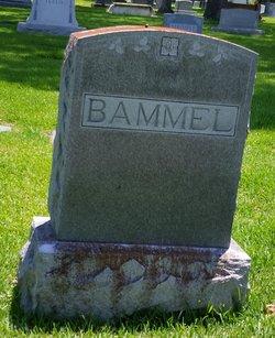 Annie Martha <I>Fischer</I> Bammel