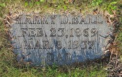 Harry D. Ball