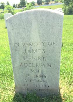 James Henry Adelman