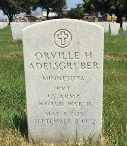 Orville H Adelsgruber