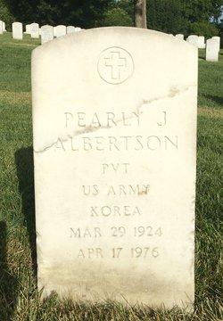 Pearly J Albertson