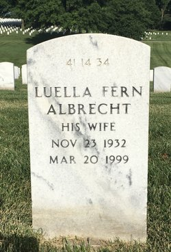 Luella Fern Albrecht