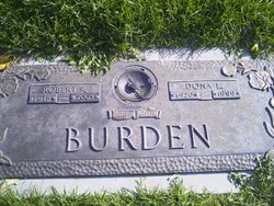 Robert Ross Burden