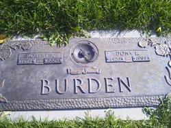 Dona L Burden