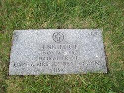 Jennifer F Coons