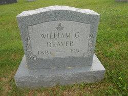 William Glenwood Deaver