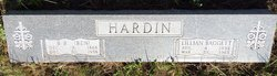 Lillian Frances <I>Baggett</I> Hardin