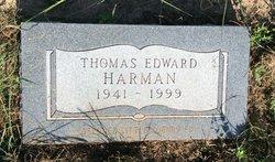 Thomas Edward Harman