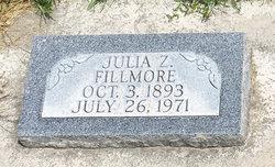 Julia E Fillmore