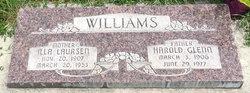 Illa <I>Laursen</I> Williams