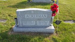 """William A. """"Bill"""" Ackerman"""