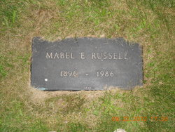 Mabel Eaton <I>Nearing</I> Russell