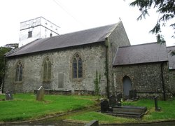 Llanarthney, St David Churchyard