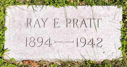 Ray Ellsworth Pratt