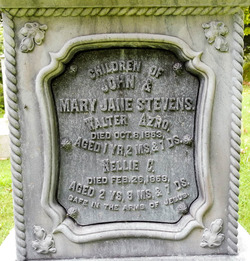 Walter Azro Stevens