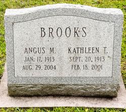 Kathleen Mary <I>Twombly</I> Brooks