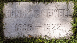 Dr Henry Clay Newell