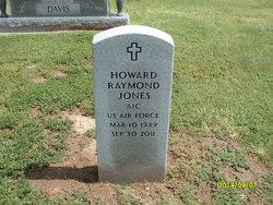 Howard Raymond Jones