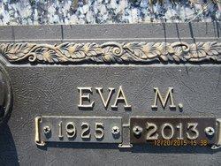 Eva <I>Murph</I> Adams