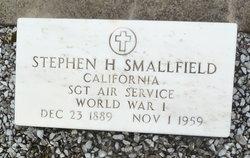 Stephen Henry Smallfield