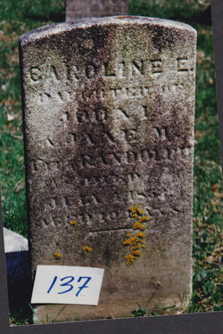 Caroline E Fitzrandolph